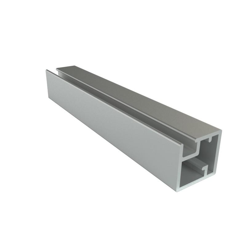 Наиболее востребованными и распространенными являются комбинированные окна из алюминиевого профиля